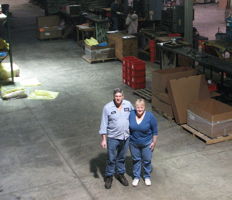 Johnson Co. Couple Buys Out Employer, Keeps Jobs in Kentucky